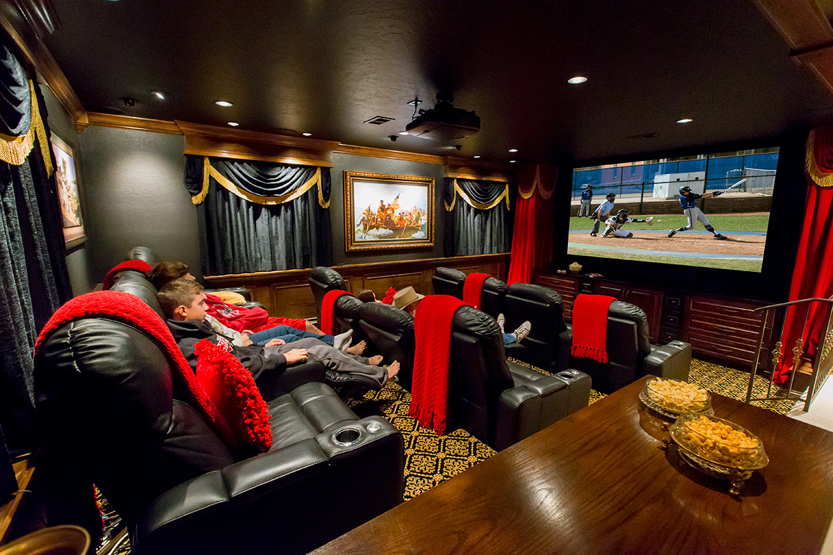 Custom Home Theater : Custom Home Theater  Colorado Home Theaters