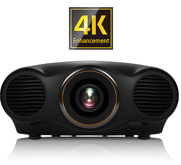 Epson 4k home theater projector