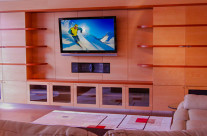 Elegant Home Theater Designs