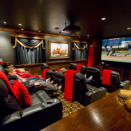 Customize Your Dedicated Home Theater
