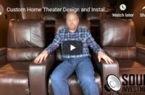 Customer Video Testimonial Home Theater Design